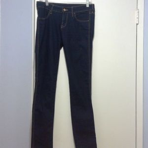 H&M skinny leg low waisted size 29